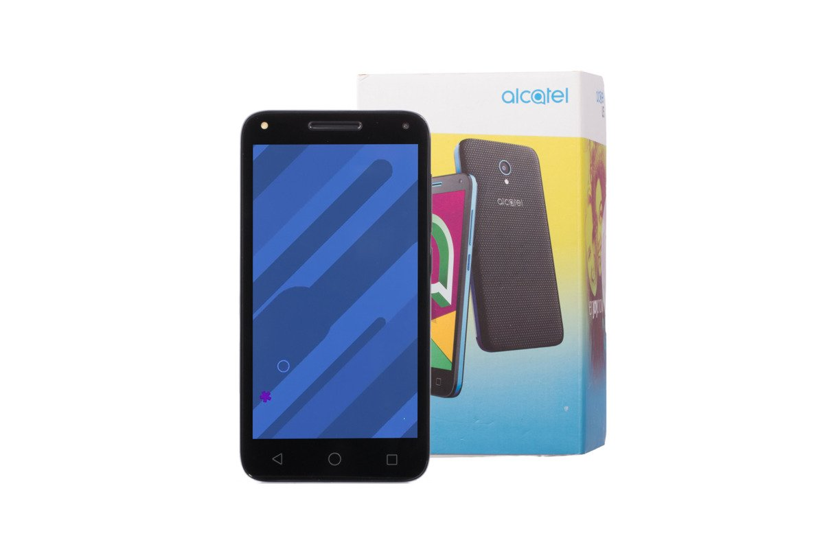 Alcatel U5 Black Cocoa Gray 3G 8GB 4047X Damaged / Faulty