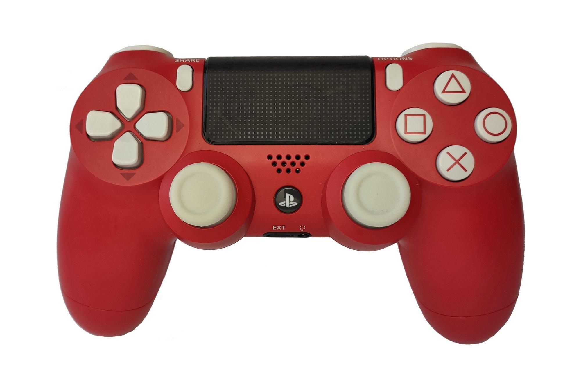 Controller Gamepad Playstation 4 PS4 v2 Spiderman Unique