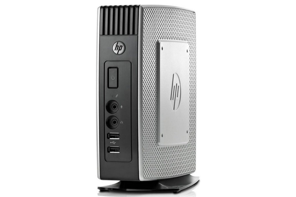 Terminal HP Flexible Thin Client T5565 Intel Atom N280 1GB/1GB W/O OS LAN