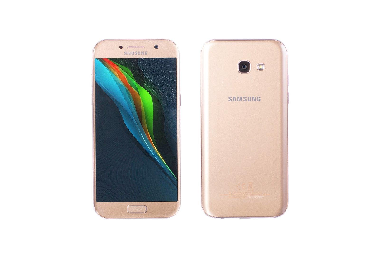 Samsung Galaxy A3 (2017) Gold Sand 16GB SM-A320FL Grade A ...
