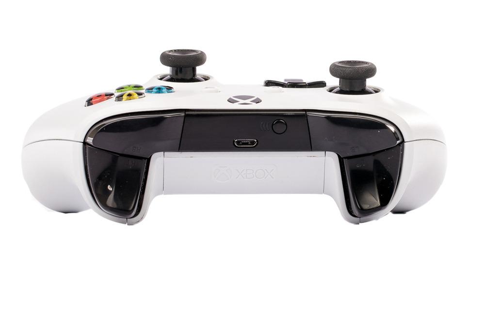 Kontroler Pad Microsoft Xbox One s white Nowy