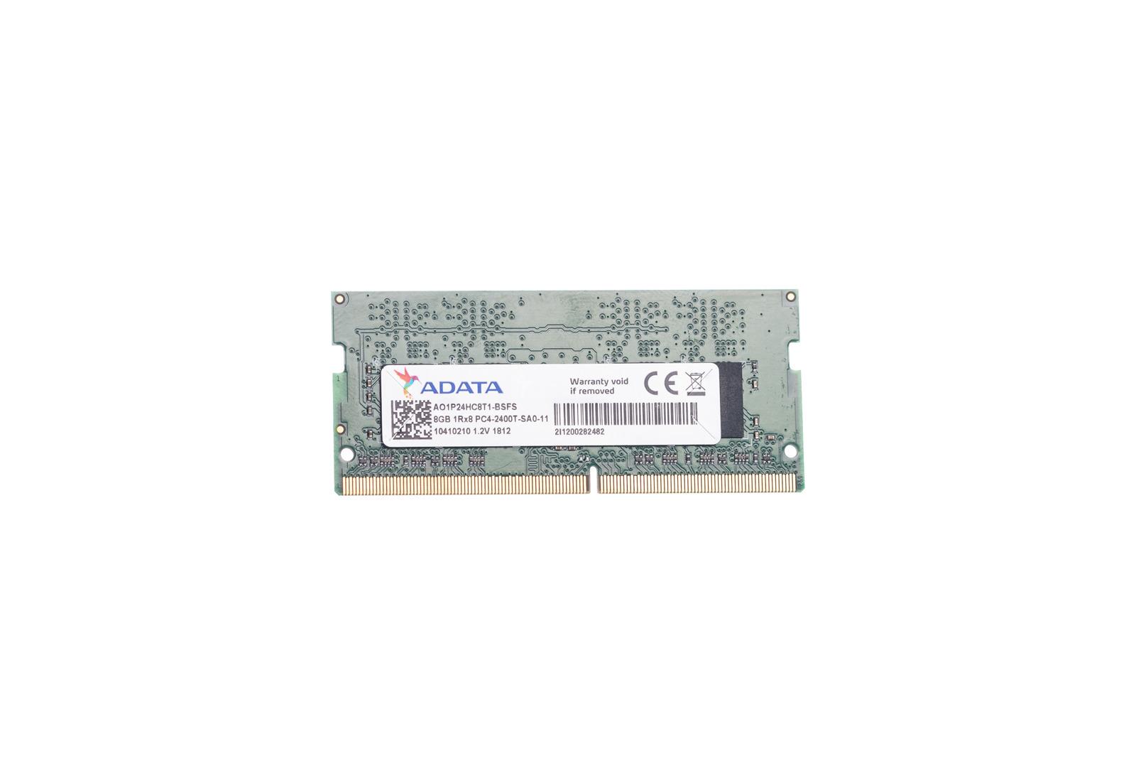 Memory RAM ADATA 8GB DDR4 AO1P24HC8T1-BSFS