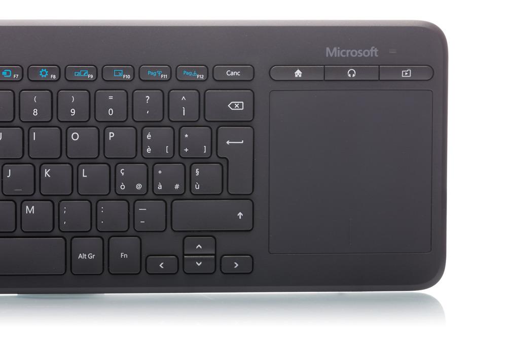Microsoft All-in-One Media Keyboard (Italian)
