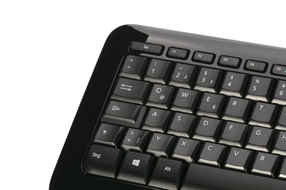 Microsoft Wireless Desktop 800 (German)