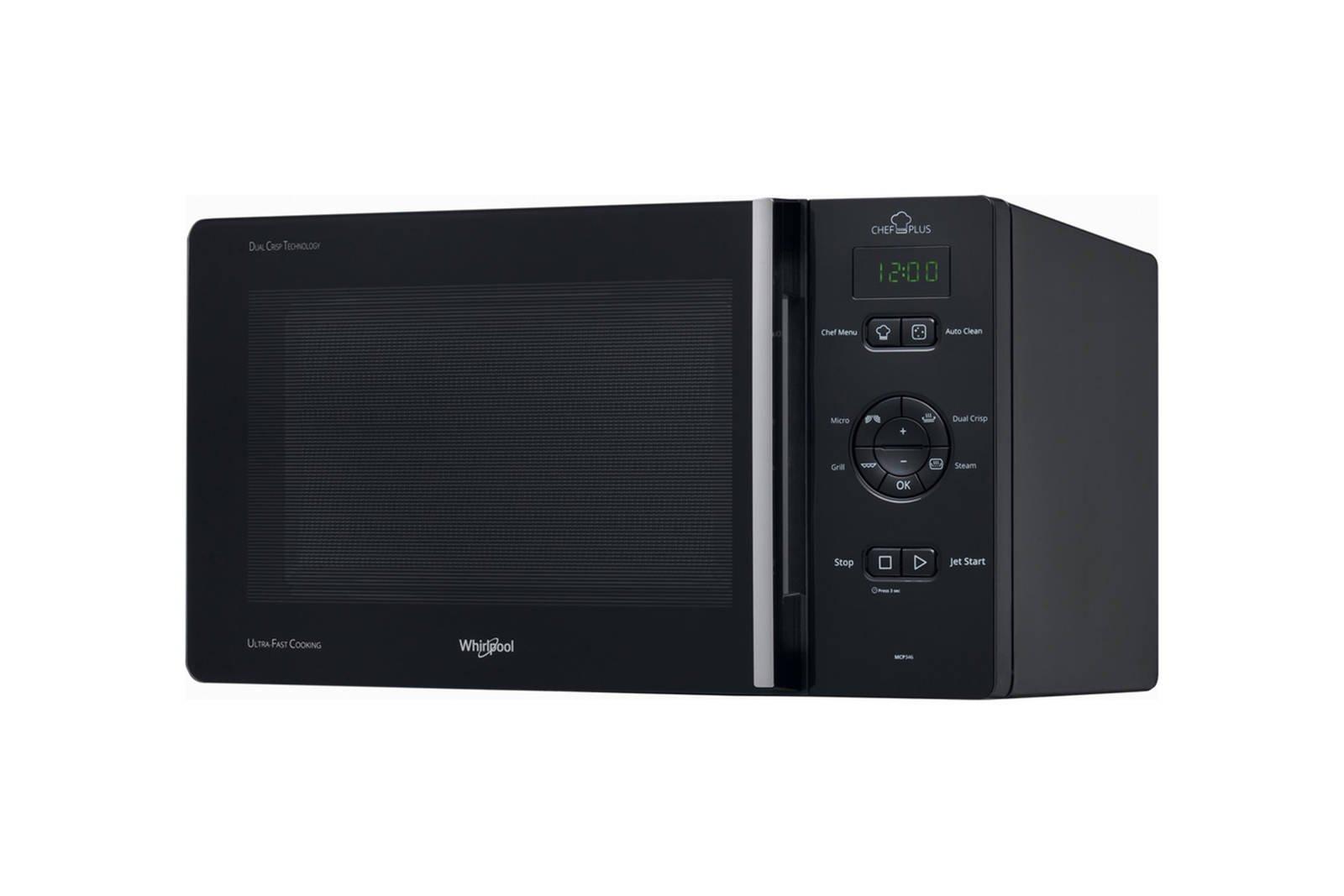 Microwave Whirlpool MCP 345 BL 800W Grill 25l