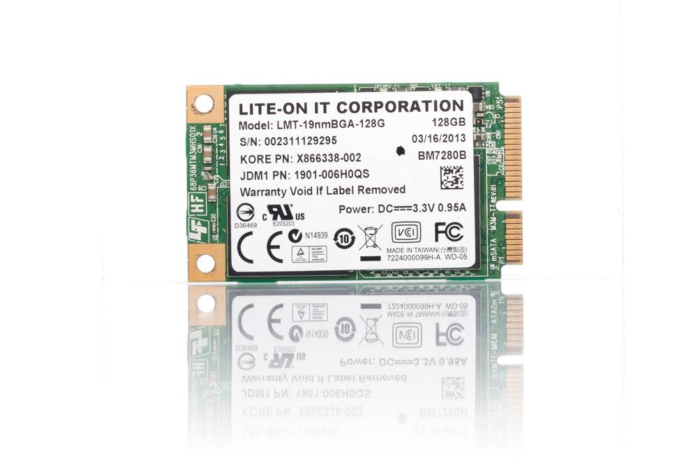 SSD Lite-On BGA 128G-DS mSATA 128GB