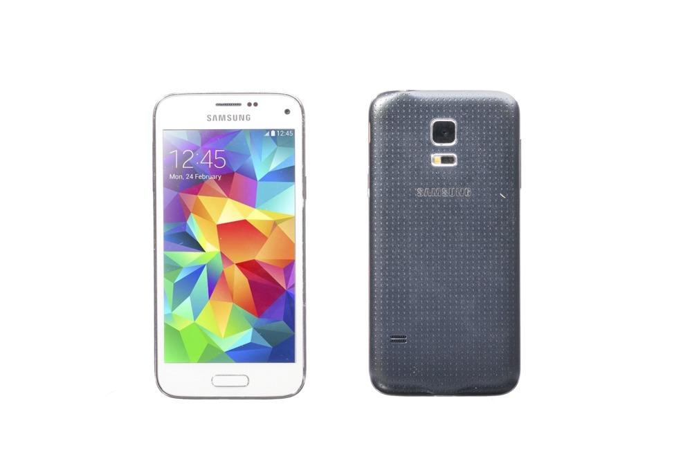 Samsung Galaxy S5 Mini 16GB White/Black SM-G800F Grade B replacement box