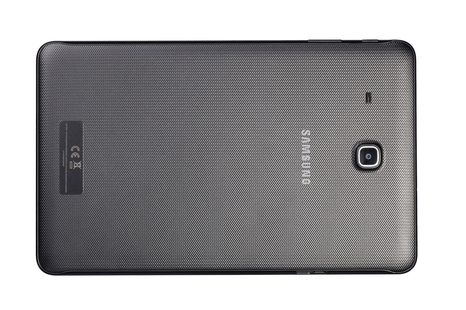 Samsung Galaxy Tab E 9.6 8GB Metallic Black WiFi SM-T560