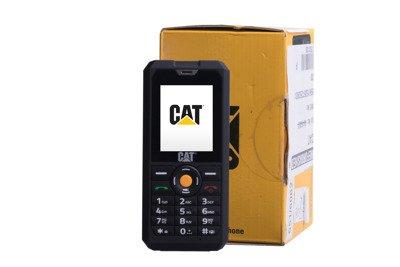 CAT B30 Dual-SIM Outdoor-Handy 2 Zoll 2 Megapixel IP67 3G