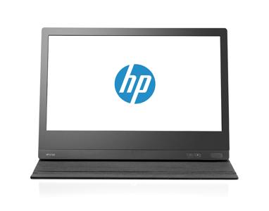 HP U160 15.6-inch LED Backlit Monitor