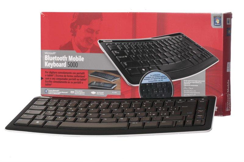 Microsoft Bluetooth Mobile Keyboard 5000 (Italian) T4L-00014