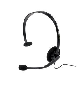 Microsoft Wired Mono Headset Xbox 360 & xbox ONE OEM