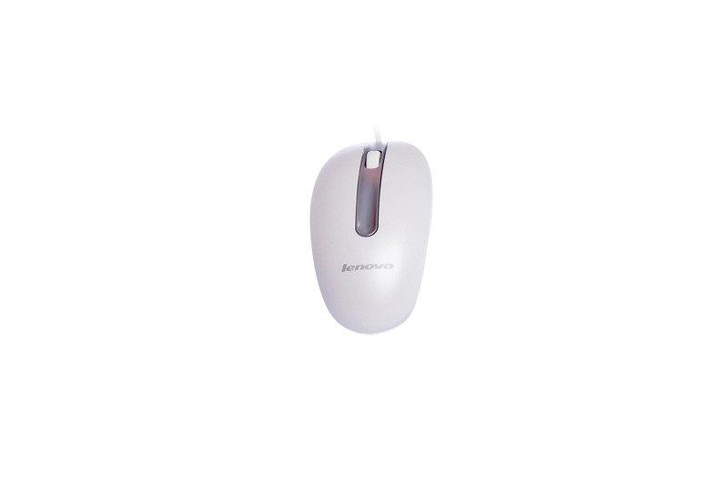 Optical Mouse Lenovo White (Unboxed) LXH-EMS-10ZA