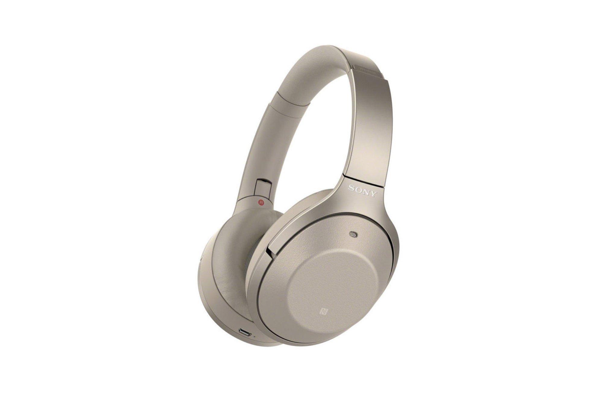Bezprzewodowe słuchawki Sony WH-1000XM2