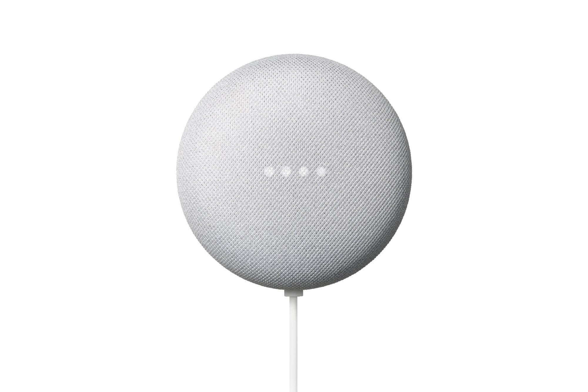 Inteligentny głośnik Google Nest Mini GA00638-NO