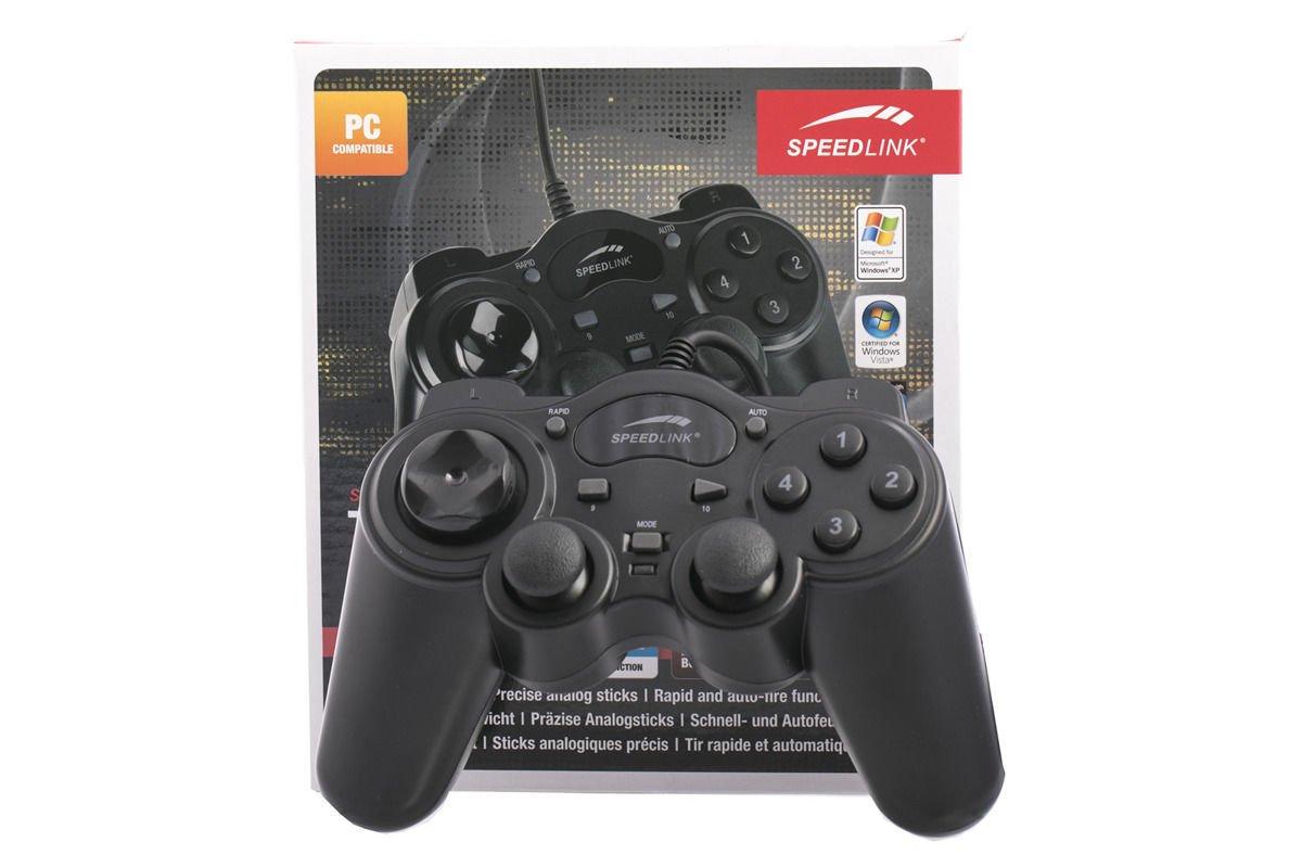 Kontroler Speedlink Thunderstrike Gamepad PC