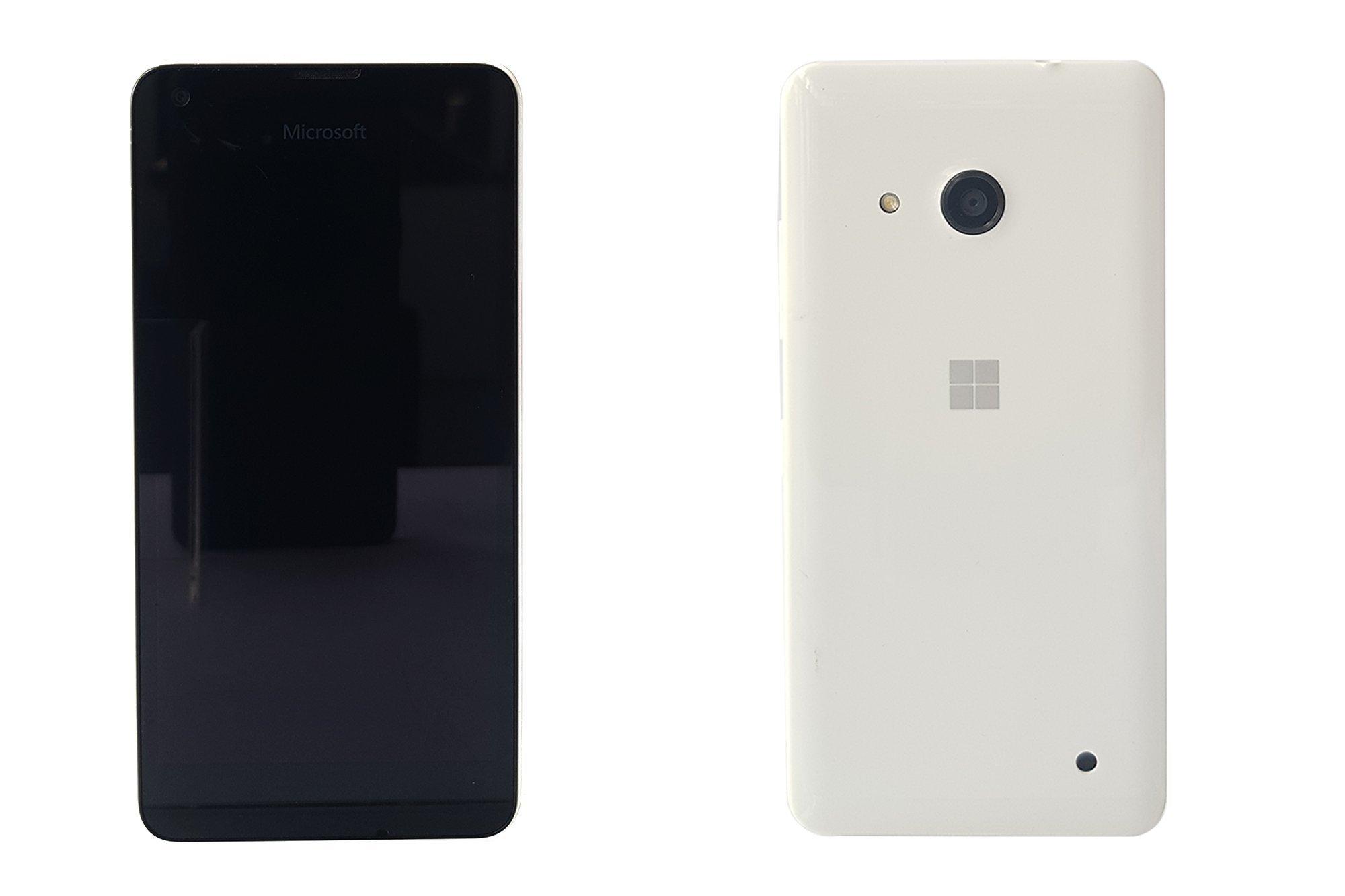 Microsoft Lumia 550 White RM-1127 Uszkodzony