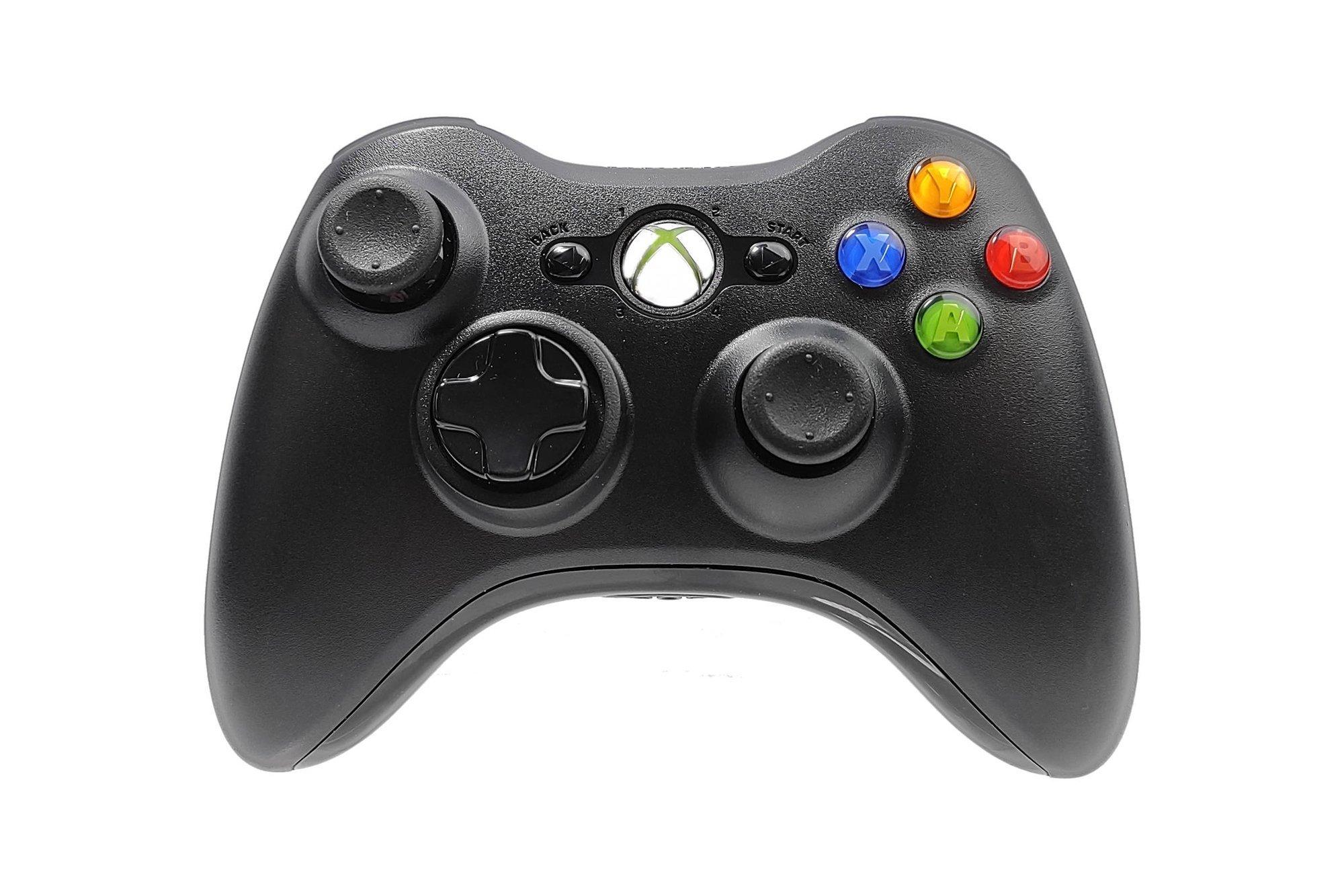 Oryginalny Bezprzewodowy pad Microsoft Xbox 360