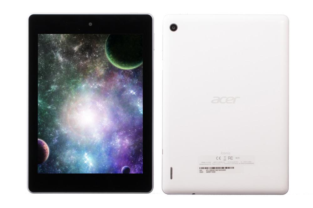 Acer Iconia A1 8GB WiFi A1-810 White Grade B