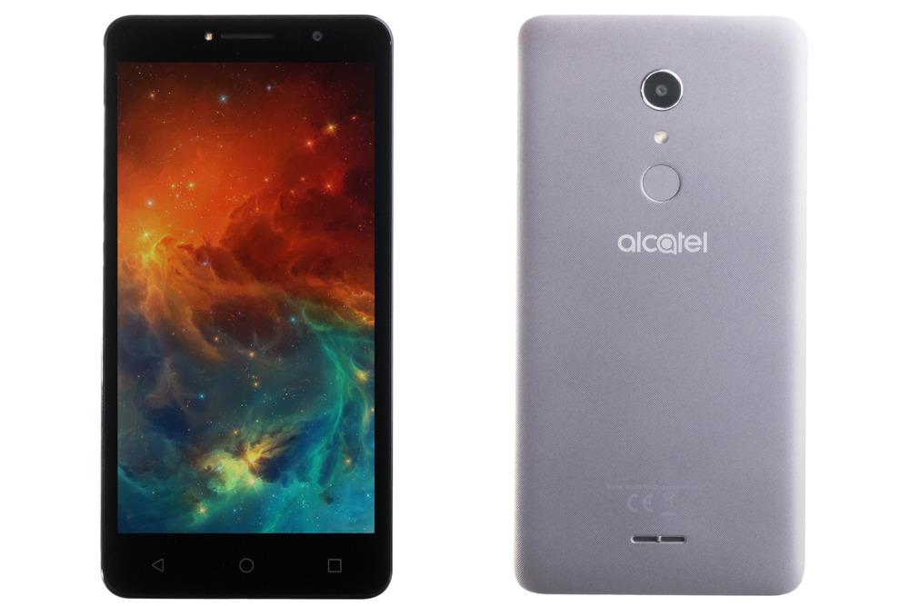 Alcatel A3 XL 16GB Sideral Gray 9008X