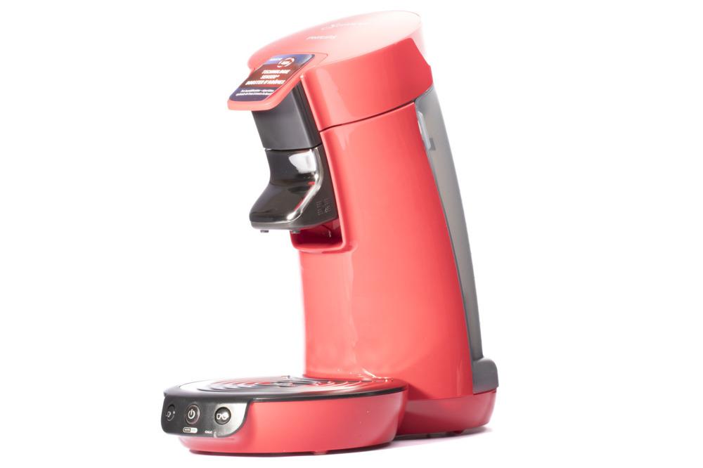 Ekspres Philips Senseo HD 7829 Monza Red