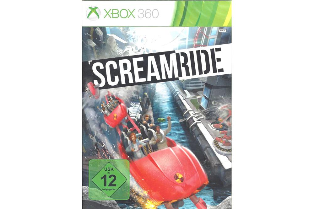 Gra ScreamRide Xbox 360