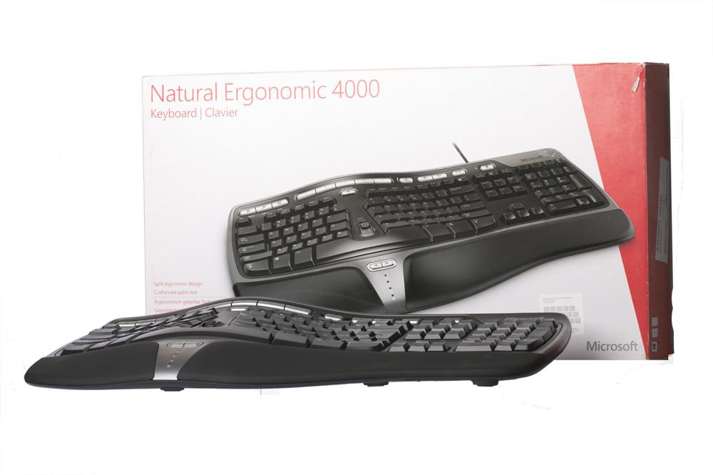 Klawiatura Microsoft Natural Ergonomic 4000 (Francuska)