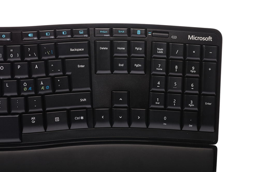 Klawiatura Microsoft Sculpt Comfort (Nordycka) V5S-00009