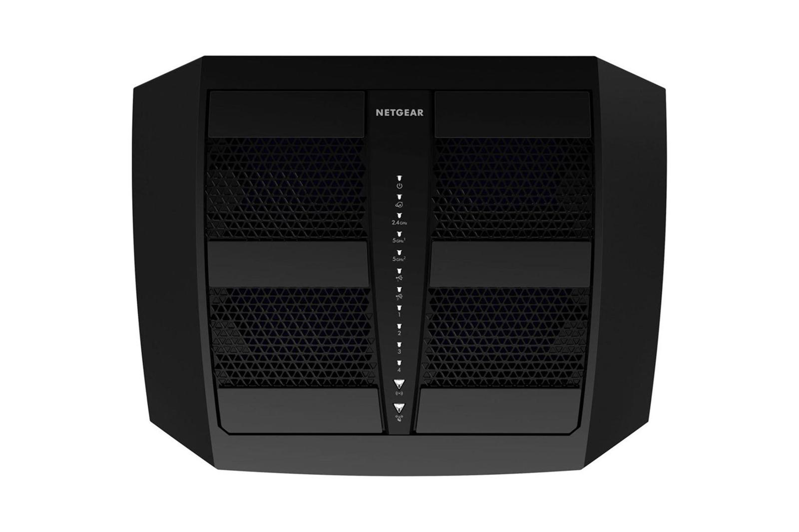 Router WiFi Netgear AC4000 Nighthawk X6S Smart